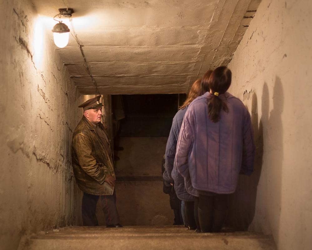 Soviet Bunker 35-
